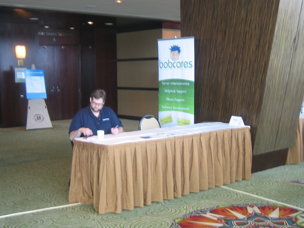 bobcares-booth-cpanel-conference