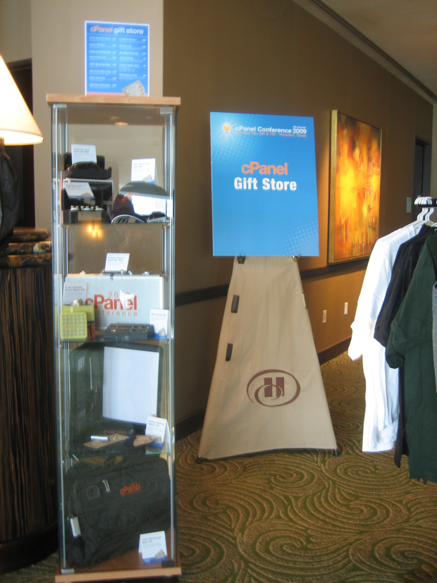 cpanel-conference-october-5-2009-gift-store-1